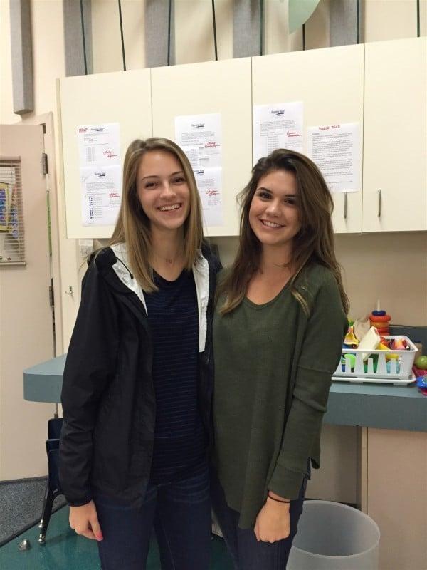 Volunteers-Maddy&Kate-web