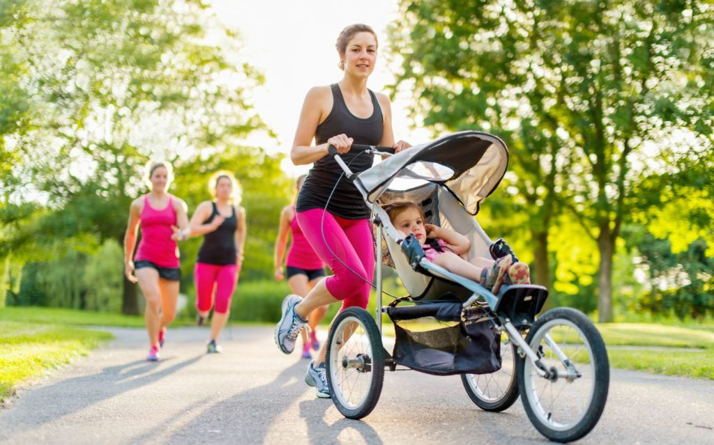 Proper Form For Running Or Walking With Baby Parenting Now