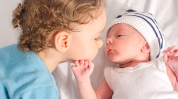 Oh, Brother! Preparing Your Child for a New Sibling