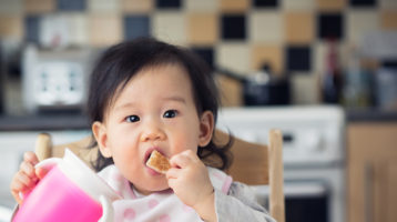 Taste Of Independence: Supporting your toddler's independent eating
