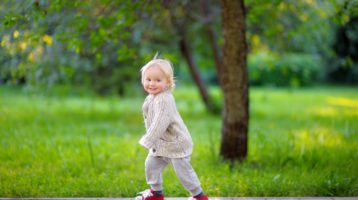 Born To Run: Helping Toddlers with Wandering