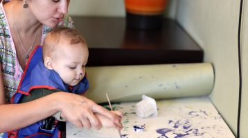 Oodles of Doodles – Getting Creative With Toddlers