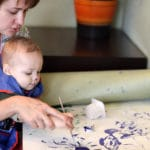 Garabatos y más garabatos – Creatividad a flor de piel con tu peque