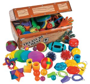 Treasure Chest and Toys Picture
